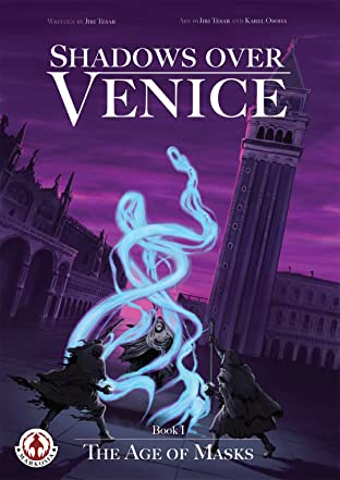 Shadows Over Venice #1