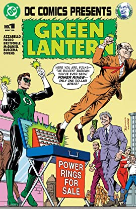 DC Comics Presents Green Lantern (2004) #1