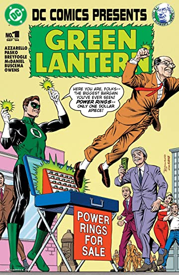 DC Comics Presents Green Lantern (2004) No.1