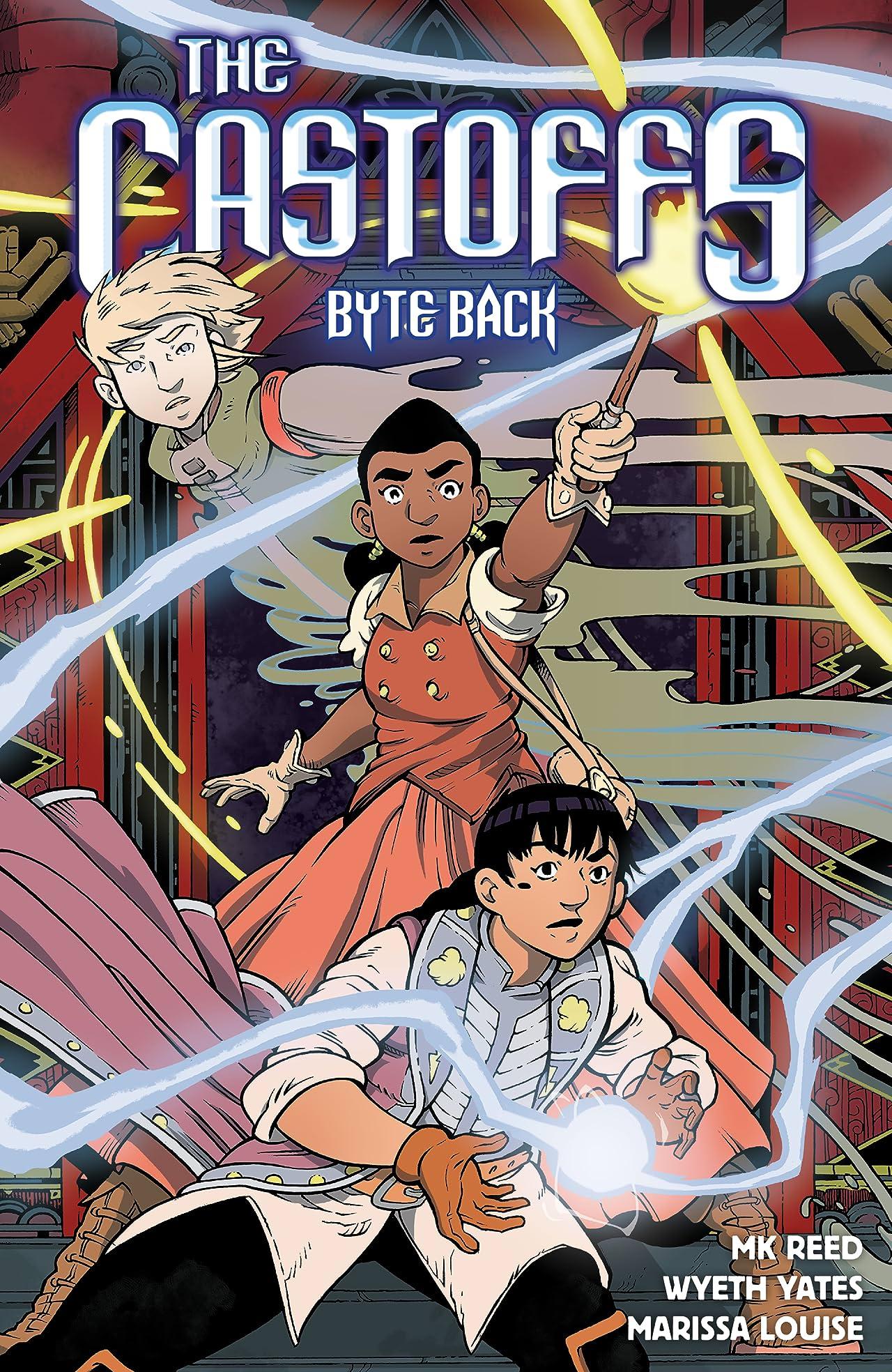 The Castoffs Vol. 4: Byte Back