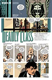 FCBD 2019 Deadly Class Killer Set