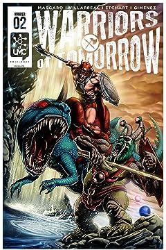 Warriors of tomorrow #2