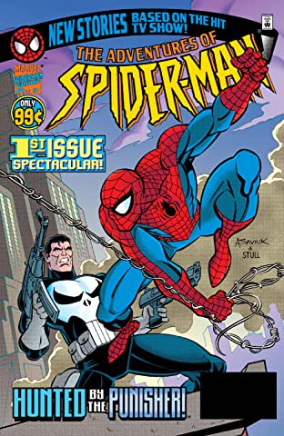 Adventures of Spider-Man (1996-1997) No.1