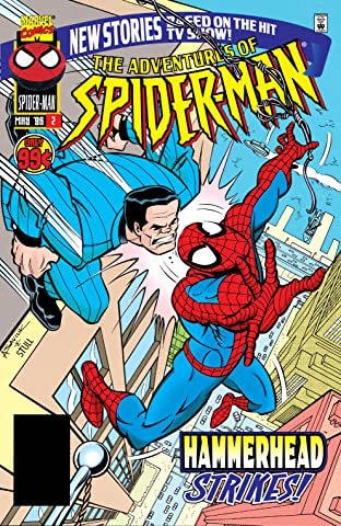 Adventures of Spider-Man (1996-1997) #2