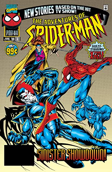 Adventures of Spider-Man (1996-1997) No.3