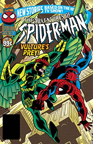 Adventures of Spider-Man (1996-1997) No.4
