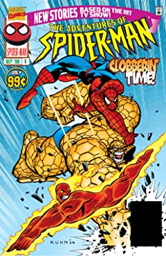 Adventures of Spider-Man (1996-1997) #6
