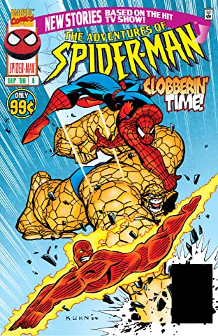 Adventures of Spider-Man (1996-1997) No.6
