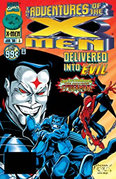 Adventures Of The X-Men (1996-1997) #3