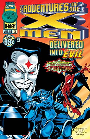 Adventures Of The X-Men (1996-1997) No.3