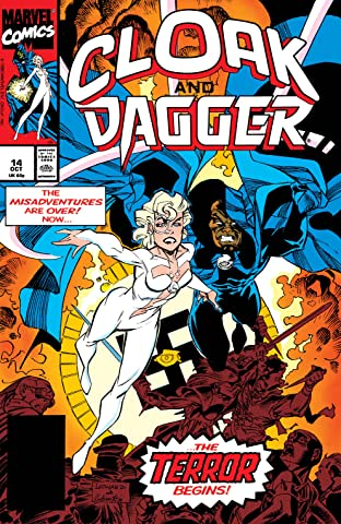 Cloak and Dagger (1988-1991) No.14