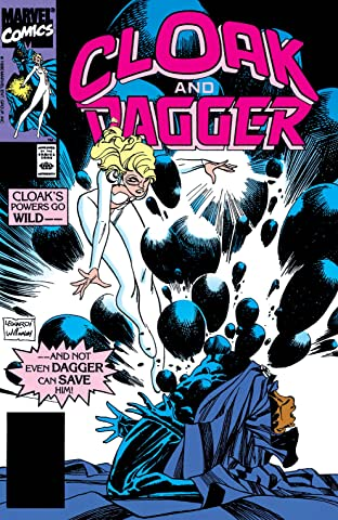 Cloak and Dagger (1988-1991) No.15