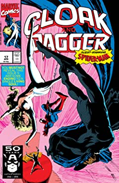 Cloak and Dagger (1988-1991) #17