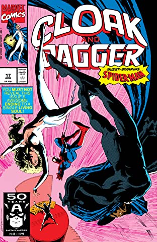 Cloak and Dagger (1988-1991) No.17
