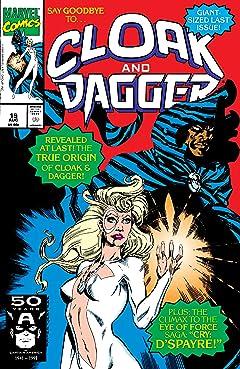 Cloak and Dagger (1988-1991) #19