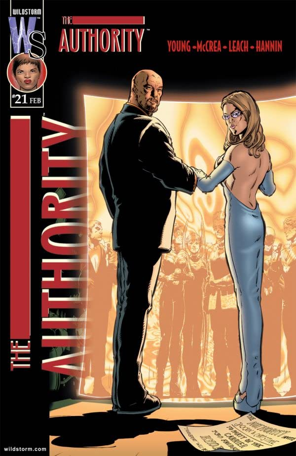 The Authority (1999-2002) #21