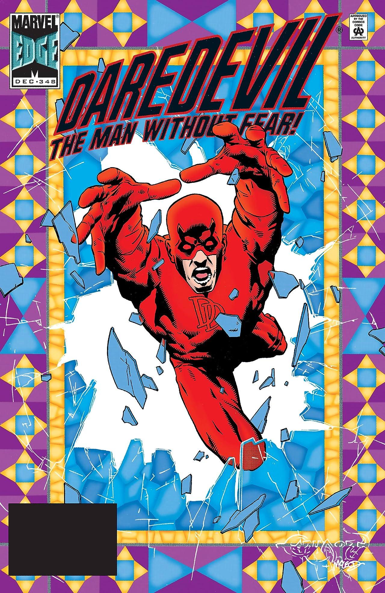 Daredevil (1964-1998) #348