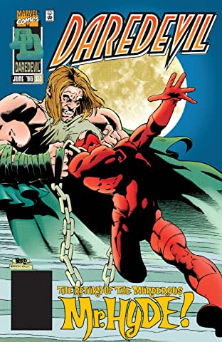Daredevil (1964-1998) No.353