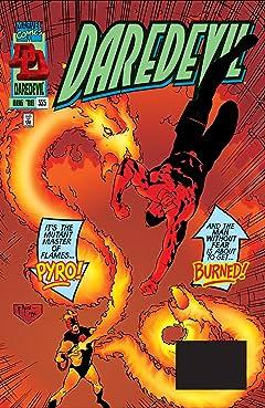 Daredevil (1964-1998) #355