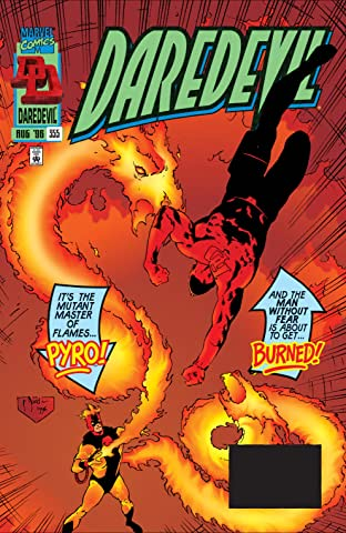 Daredevil (1964-1998) No.355