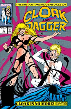 Mutant Misadventures Of Cloak and Dagger (1988-1991) #5