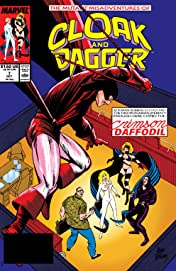 Mutant Misadventures Of Cloak and Dagger (1988-1991) #7