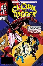Mutant Misadventures Of Cloak and Dagger (1988-1991) #7