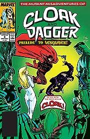 Mutant Misadventures Of Cloak and Dagger (1988-1991) #8