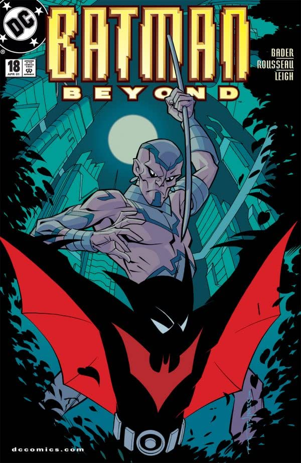 Batman Beyond (1999-2001) #18