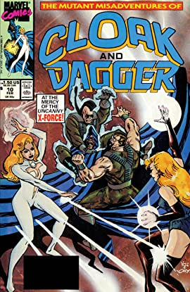 Mutant Misadventures Of Cloak and Dagger (1988-1991) #10