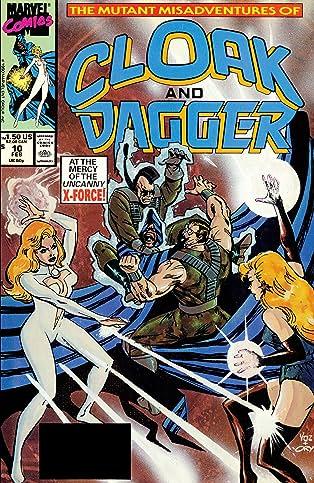 Mutant Misadventures Of Cloak and Dagger (1988-1991) #10