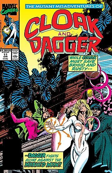 Mutant Misadventures Of Cloak and Dagger (1988-1991) #11