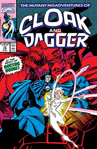 Mutant Misadventures Of Cloak and Dagger (1988-1991) No.12