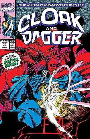 Mutant Misadventures Of Cloak and Dagger (1988-1991) #12