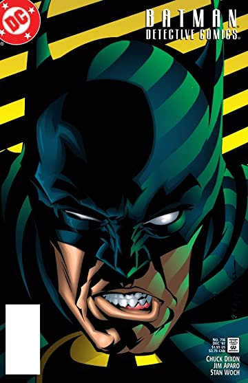 Detective Comics (1937-2011) #716
