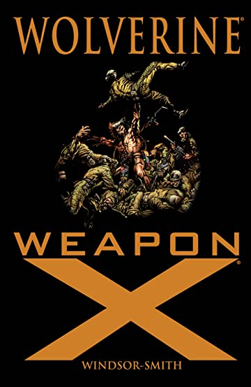 Wolverine: Weapon X