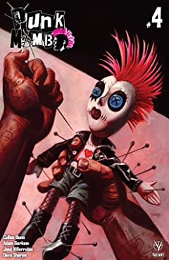 Punk Mambo #4