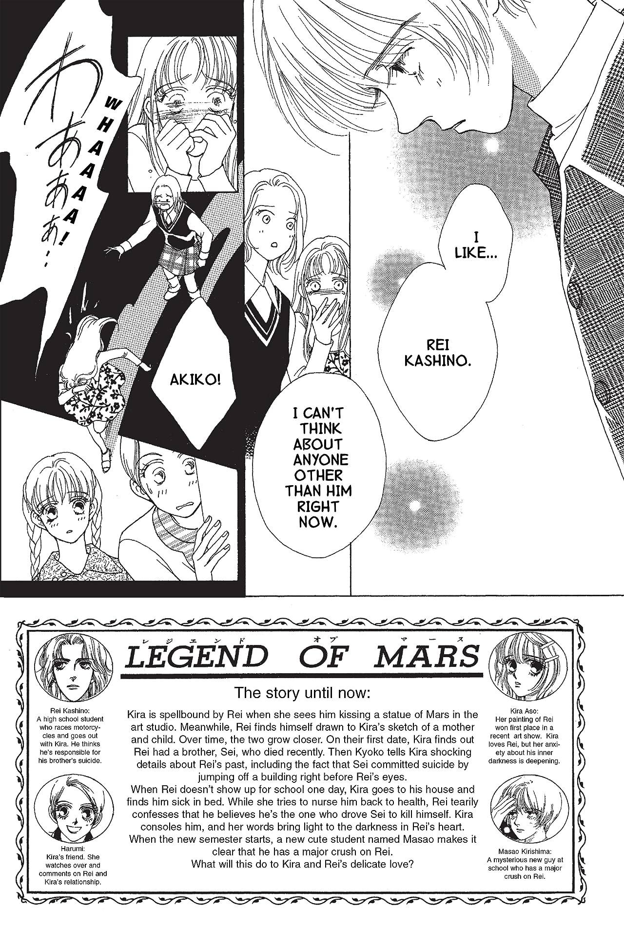 MARS (comiXology Originals) Vol. 6