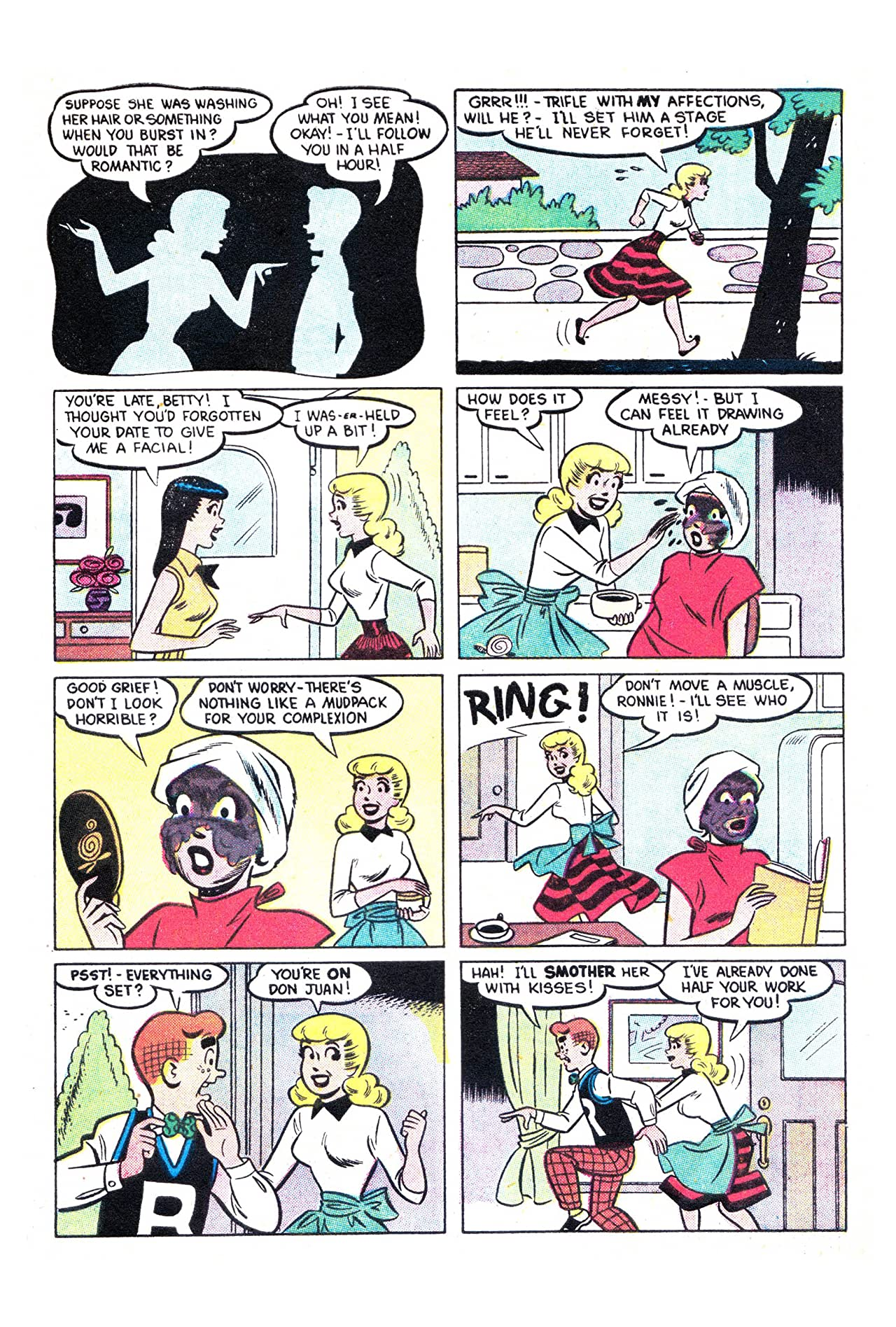 Archie's Girls Betty & Veronica #31