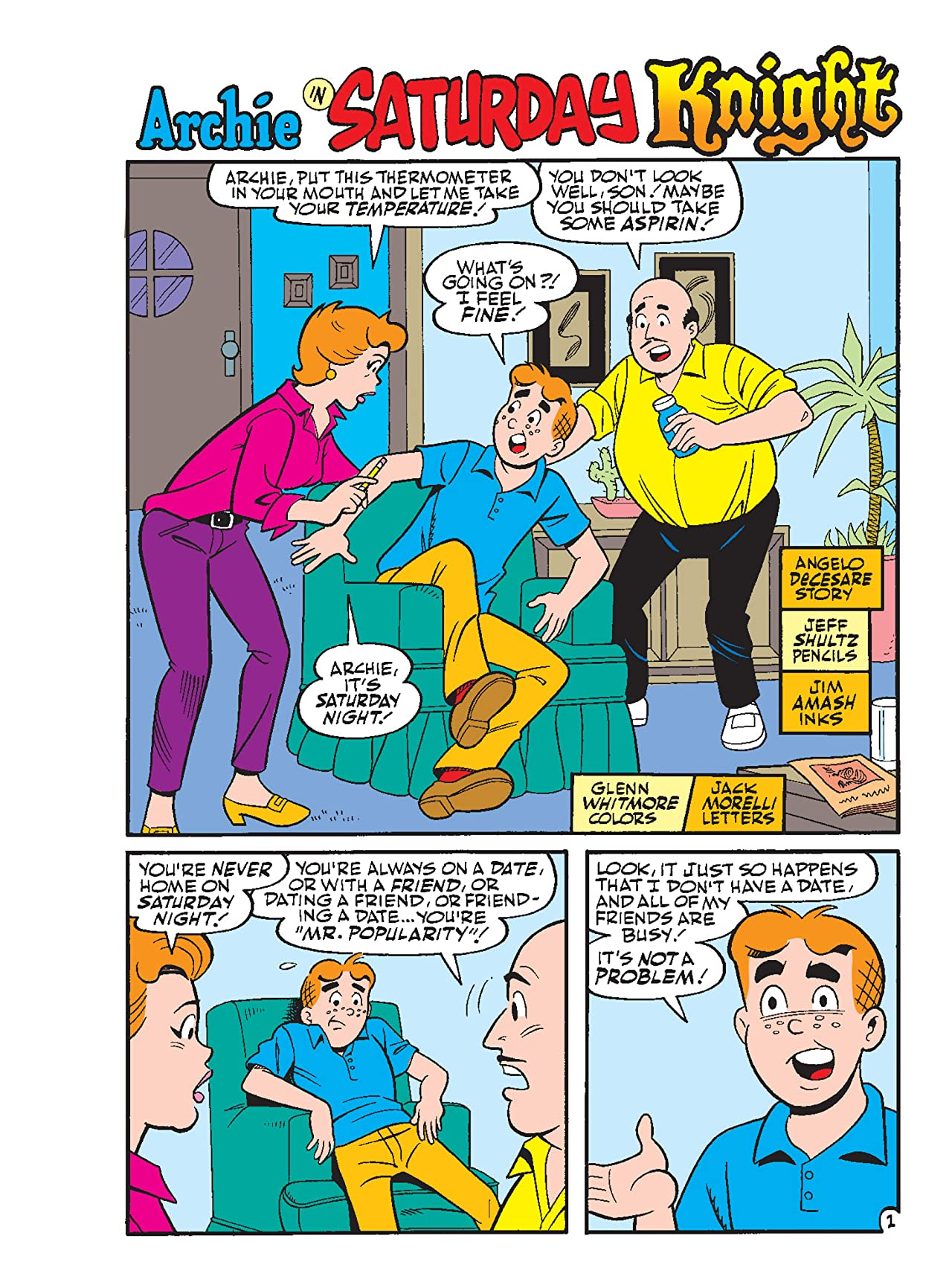 Archie & Me Digest No.18
