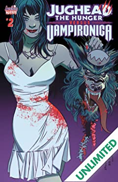 Jughead: The Hunger Vs. Vampironica #2