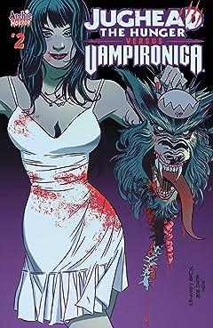 Jughead the Hunger vs Vampironica No.2