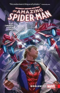 Amazing Spider-Man: Worldwide Collection Tome 1