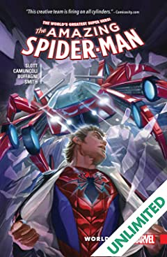 Amazing Spider-Man: Worldwide Collection Vol. 1
