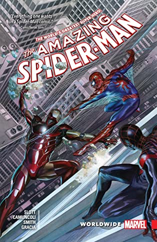 Amazing Spider-Man: Worldwide Collection Vol. 2