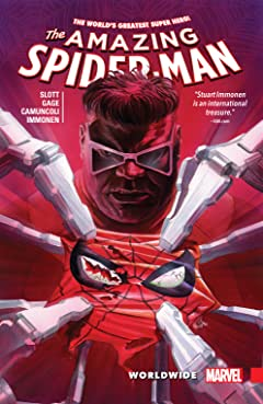 Amazing Spider-Man: Worldwide Collection Tome 3