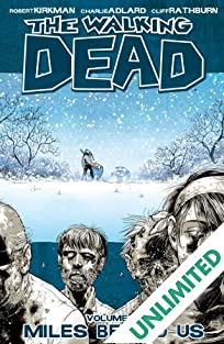 The Walking Dead Vol. 2: Miles Behind Us