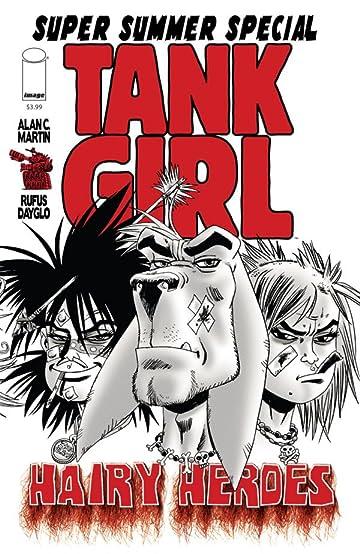 Tank Girl: Hairy Heroes