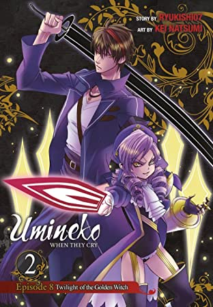 Umineko WHEN THEY CRY Episode 8: Twilight of the Golden Witch Vol. 2