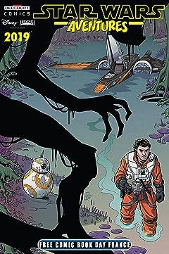 Free comic book day 2019 - Star Wars